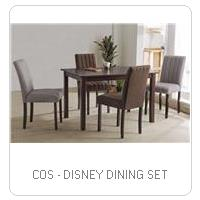COS - DISNEY DINING SET